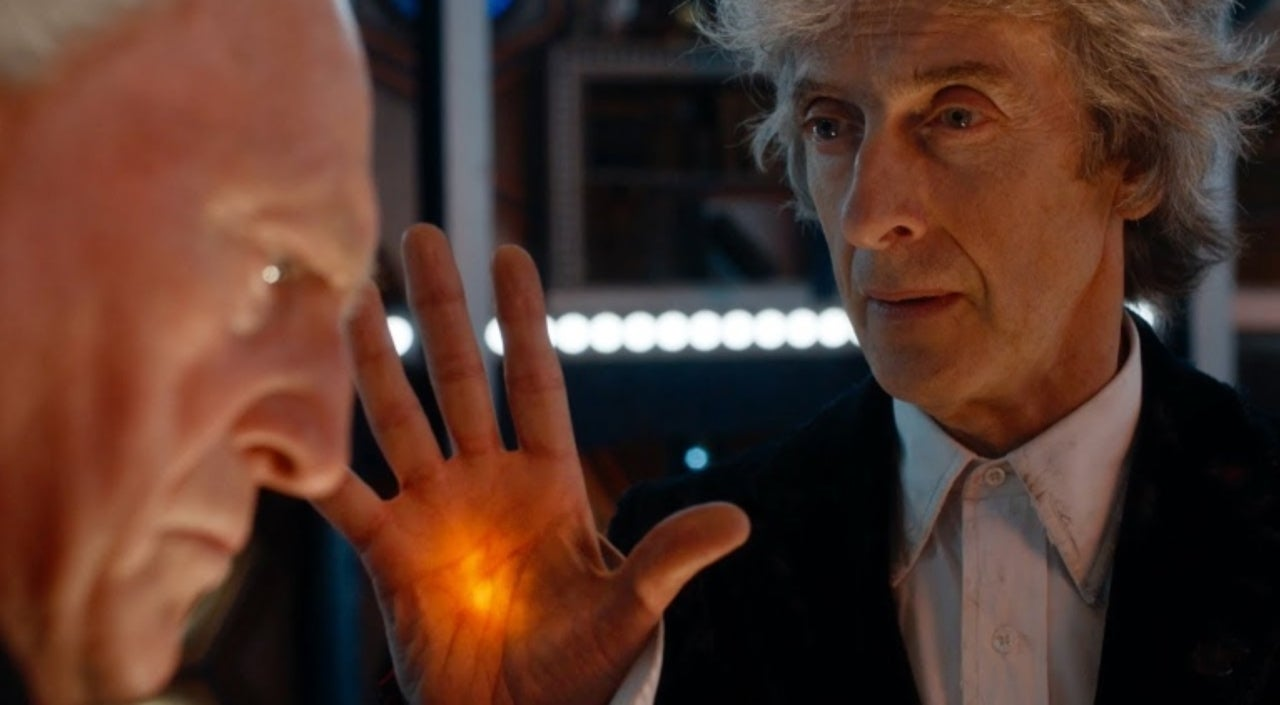 doctor who first clip from the 2017 christmas special released