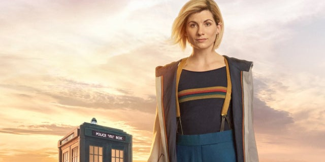 Doctor Who Jodie Whittaker Costume