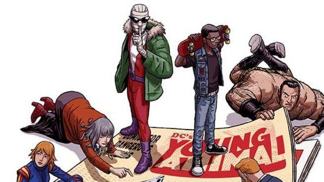 Doom Patrol - Best DC Comics - 1