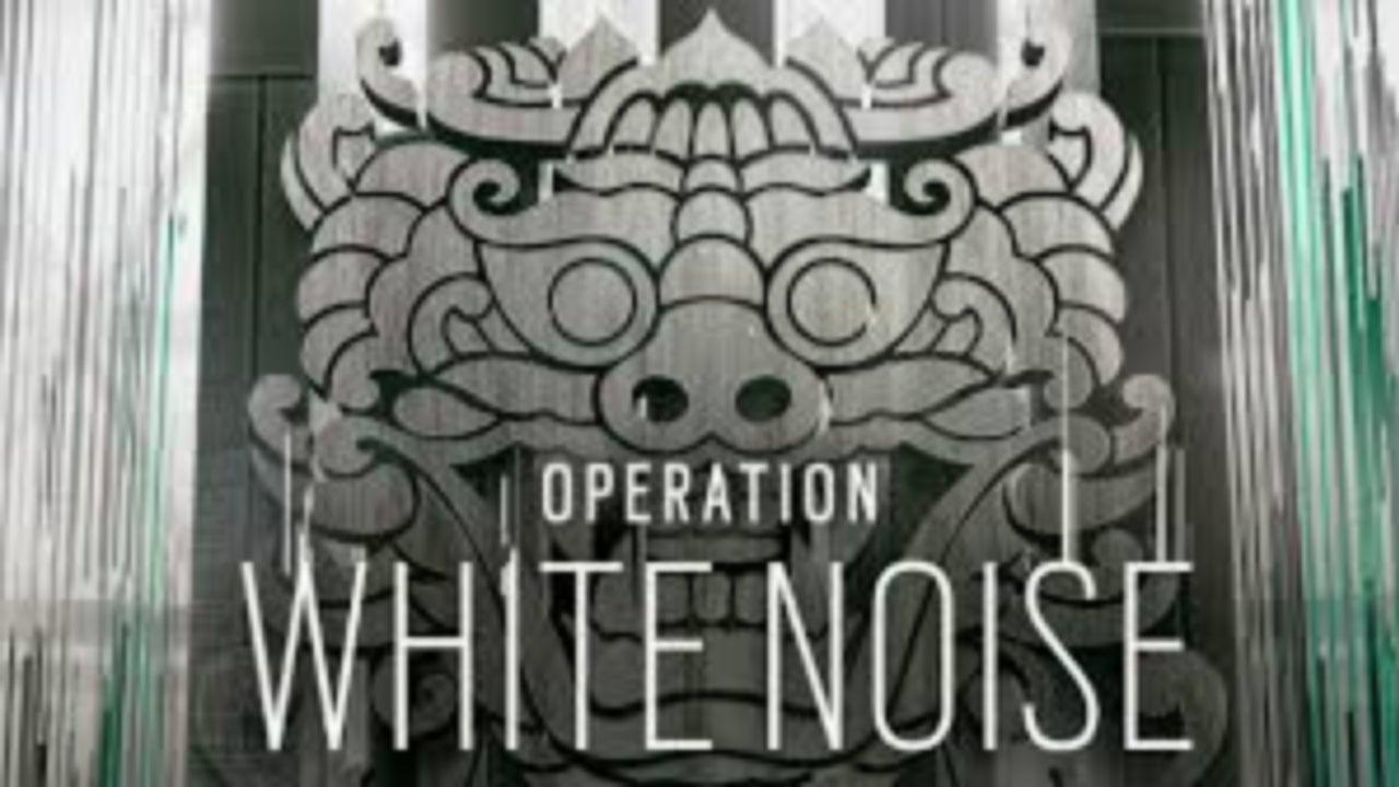 Ubisoft Reveals Rainbow Six Siege: White Noise Operators Gameplay