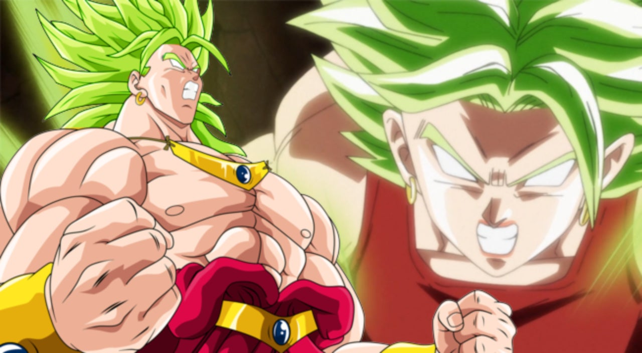 Did Dragon Ball Super Just Compare Kale To Broly