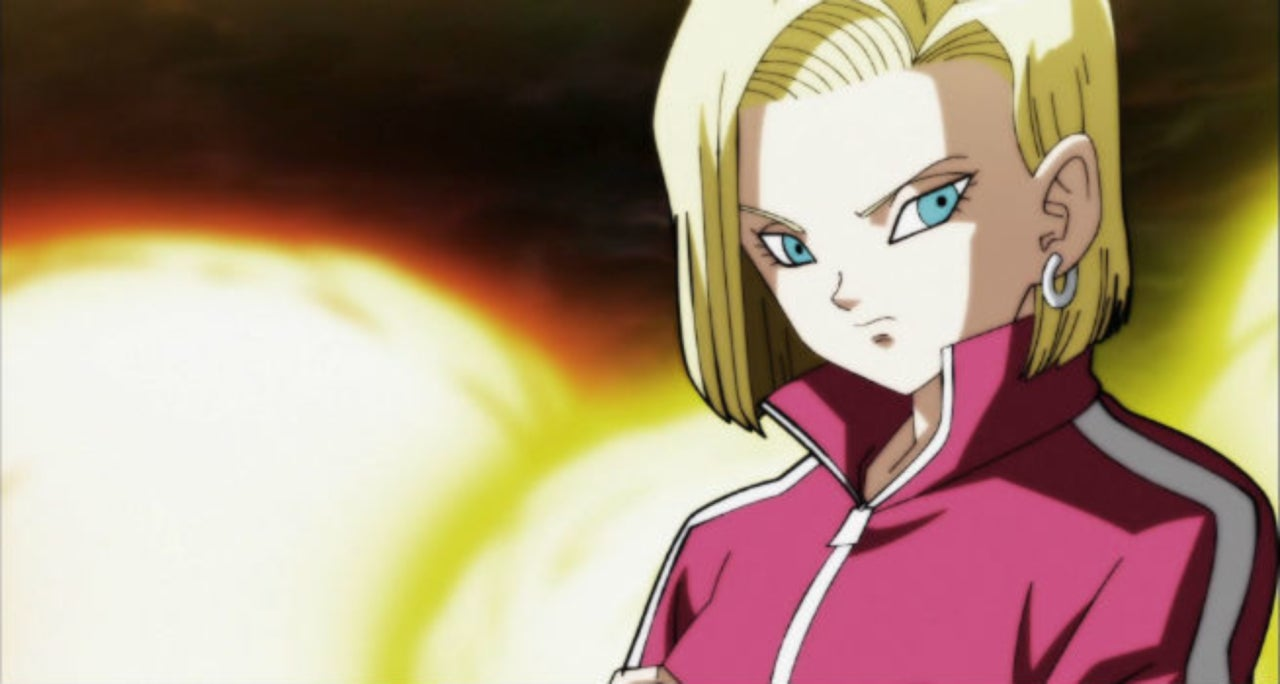 100 Pictures of Android 18 Db
