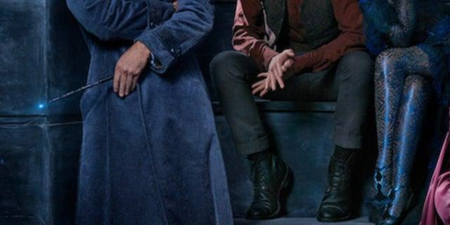 Fantastic Beasts 2 - Dumbledore (Jude Law)