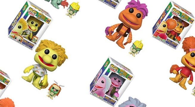fraggle-rock-funko-pops-top