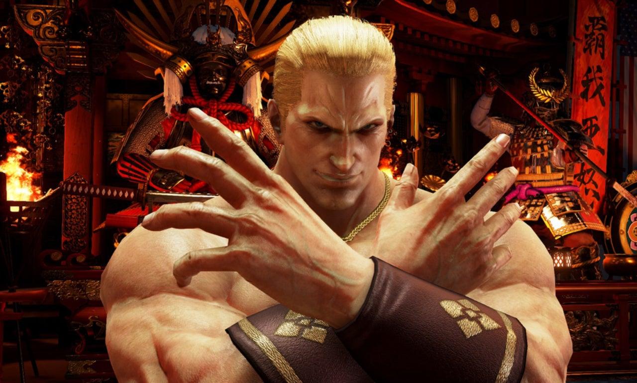 Tekken 7 May Be Adding Fatal Fury S Geese Howard As Early As Next Week