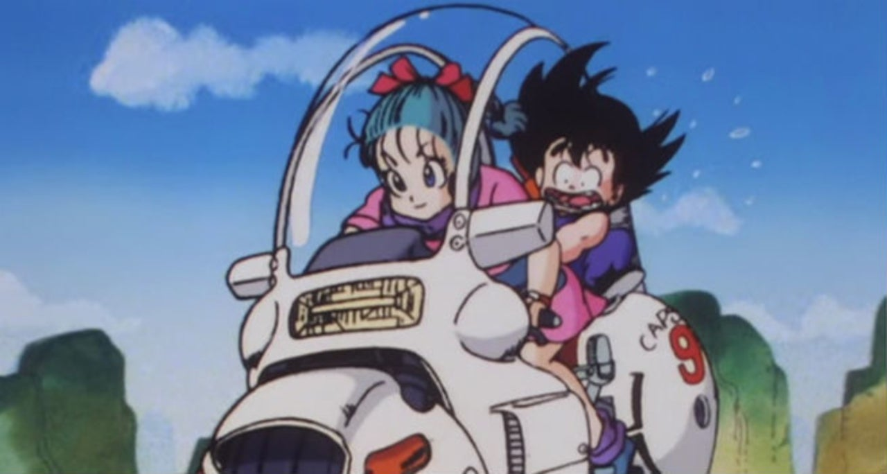 Masturbation goku and bulma are naked porn extreme