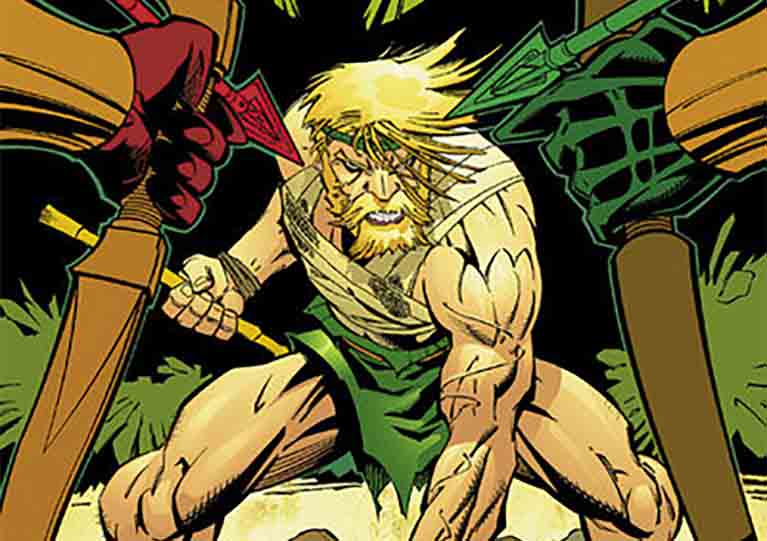 green arrow one year later