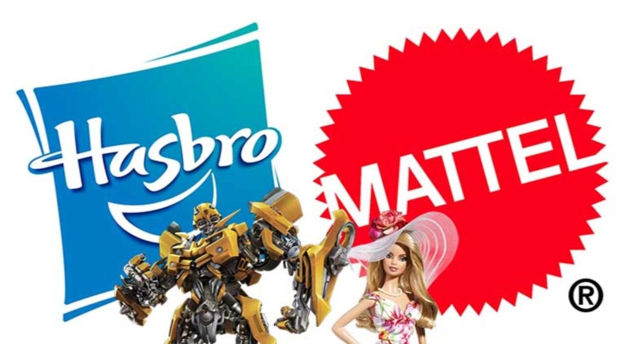 Mattel Starting Hasbro Inspired Movie Division