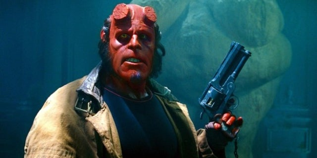 Hellboy 2004 - Cover