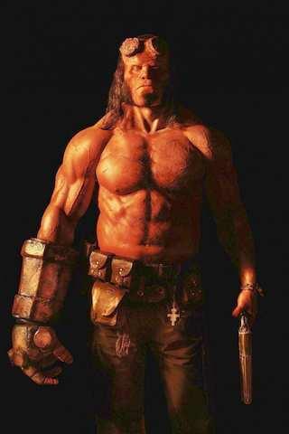 Hellboy (2019) movie poster image