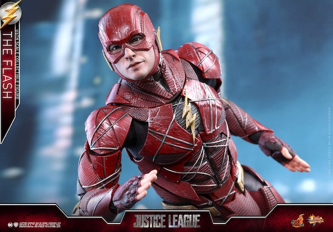 Hot Toys - Justice League - The Flash Collectible Figure_PR17