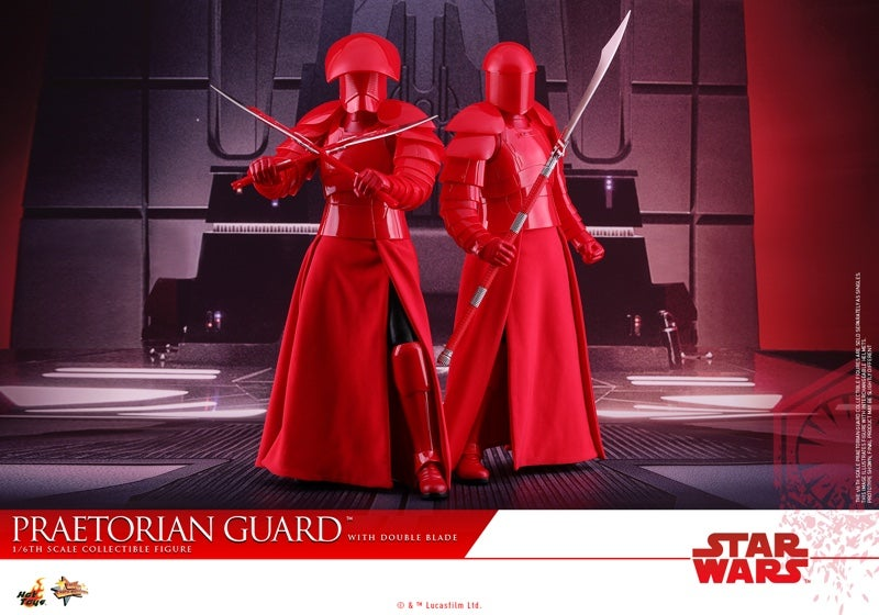Hot Toys - SWTLJ - Praetorian Guard (with Double Blade) collectible figure_PR9