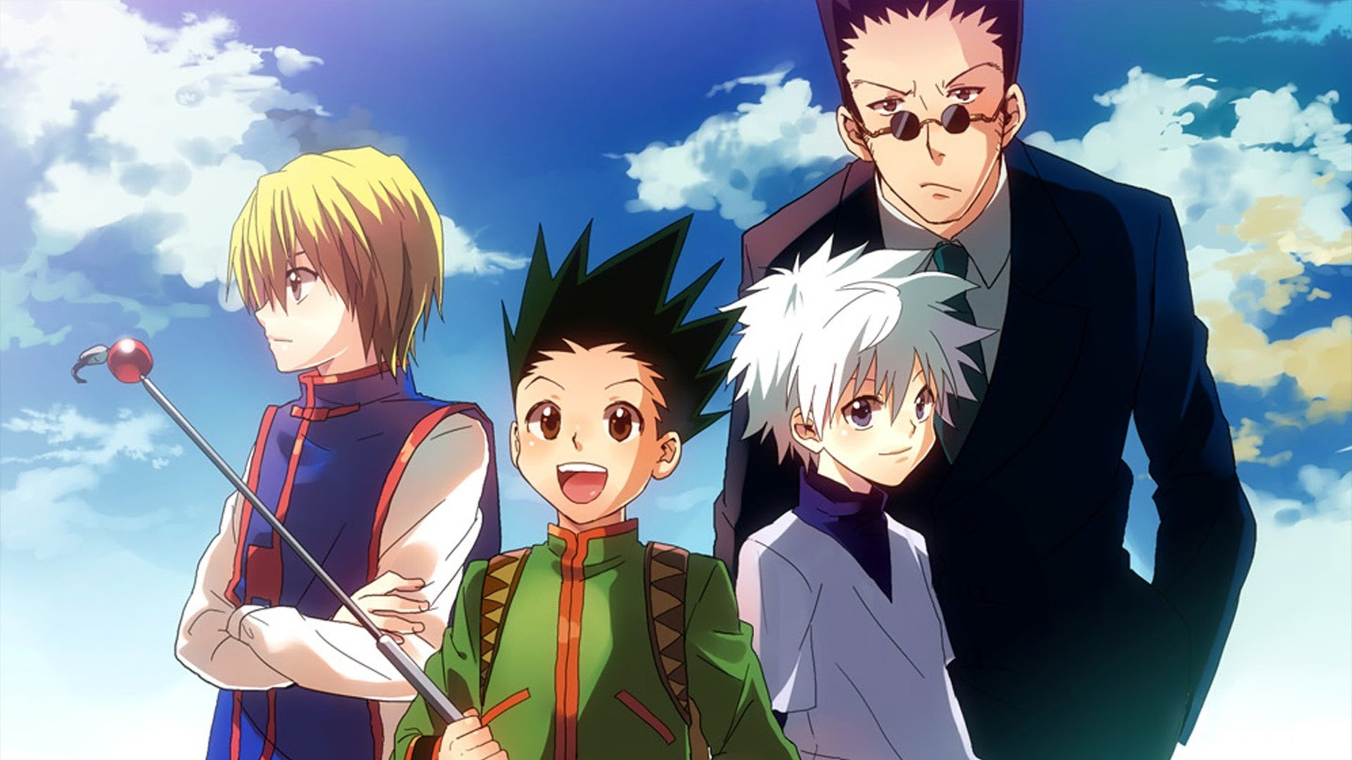 Hunter X Hunter Confirms Its 2018 Comeback