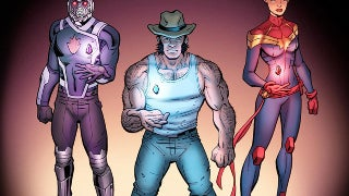 Marvel Infinity Poster