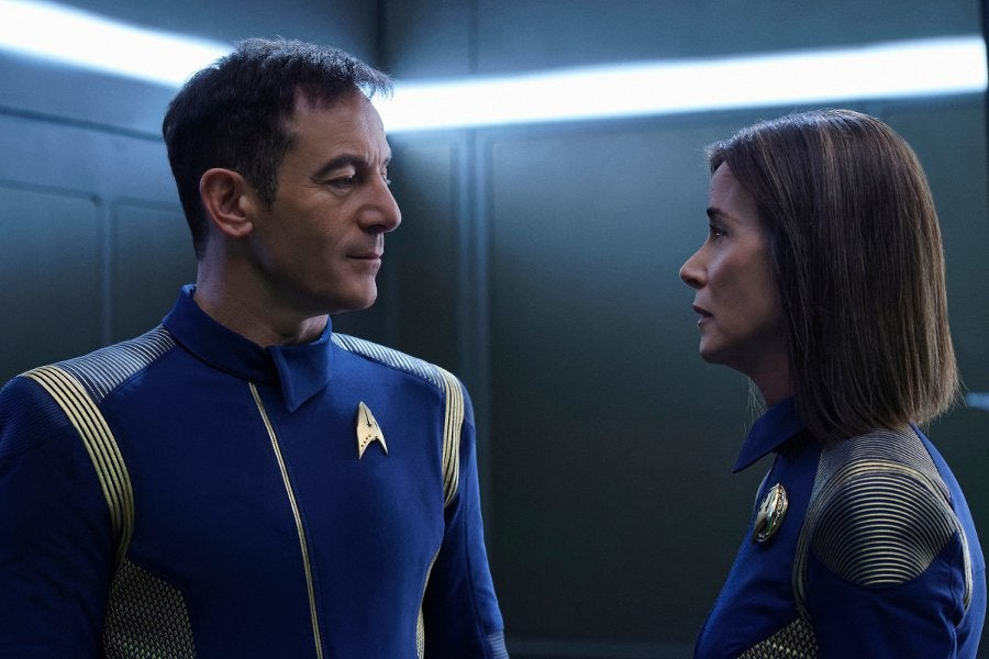 Is Cornwell Lethe Star Trek Discovery