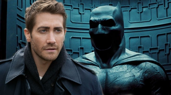 Jake Gyllenhaal The Batman Movie Ben Affleck