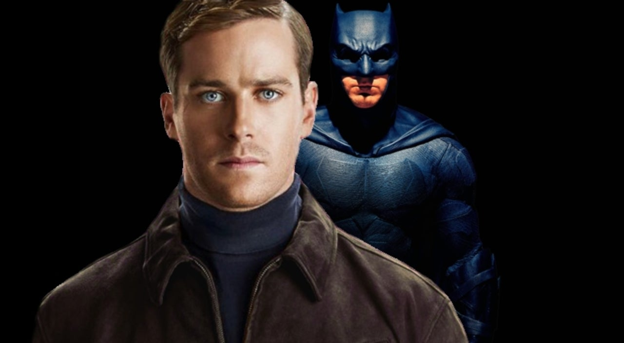 'The Batman': Here's What's Stopping Armie Hammer From Taking the Bruce Wayne Role