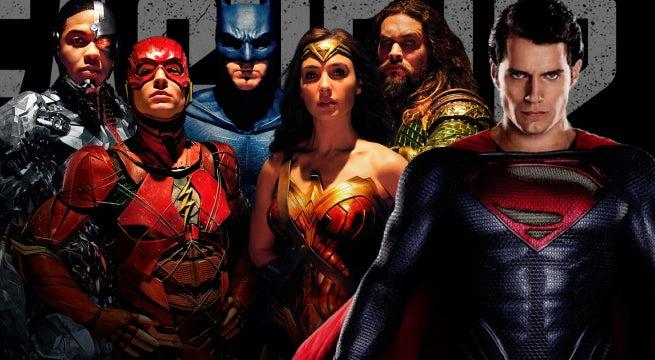 justice league batman v superman