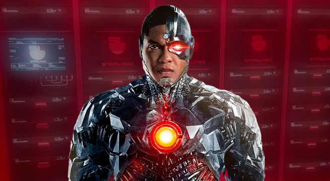 Justice-League-Cyborg-Star-Labs