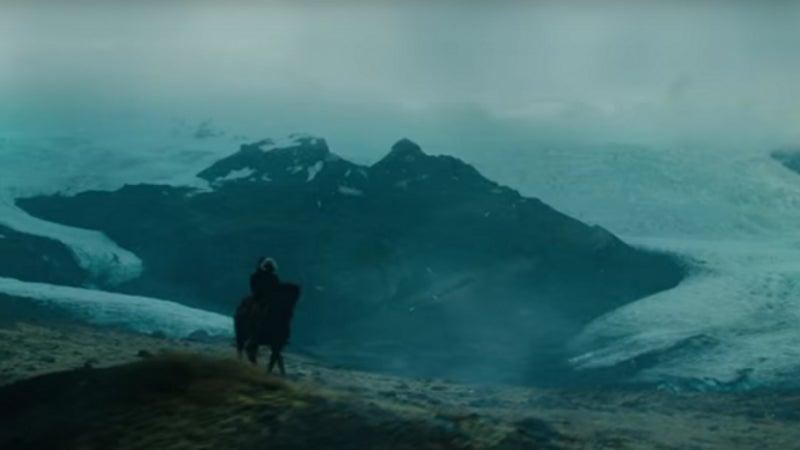 Justice League Deleted Scenes - Batman on Horse