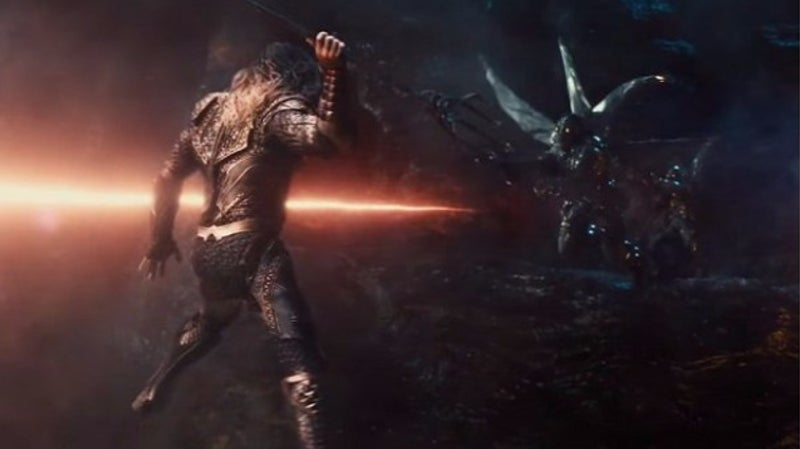 Justice League Deleted Scenes - Final Battle