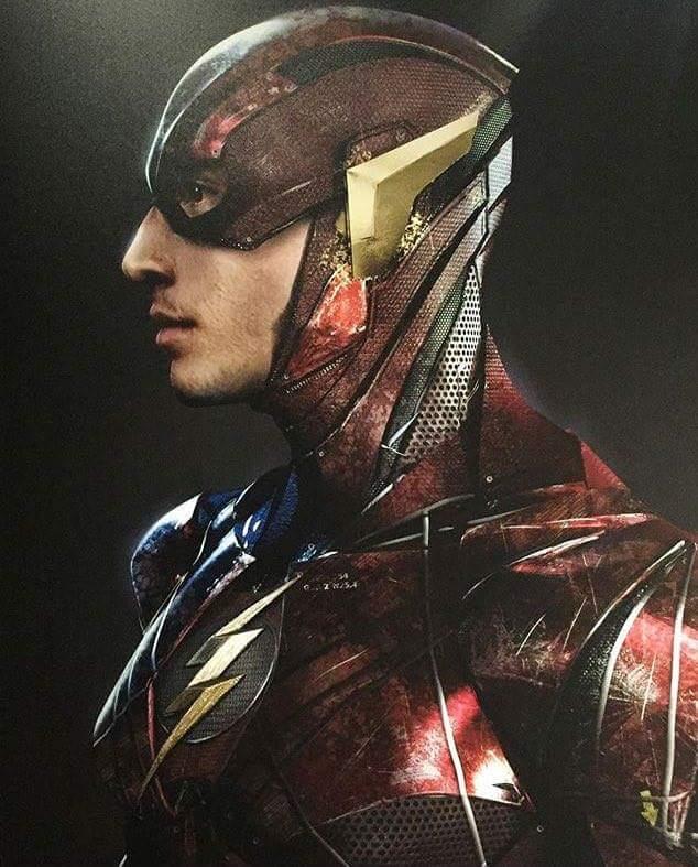 justice league flash concept art