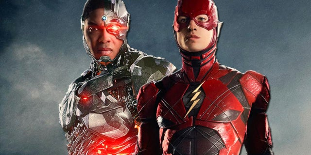 Justice League Actors Ezra Miller and Ray Fisher's Contracts End This Month