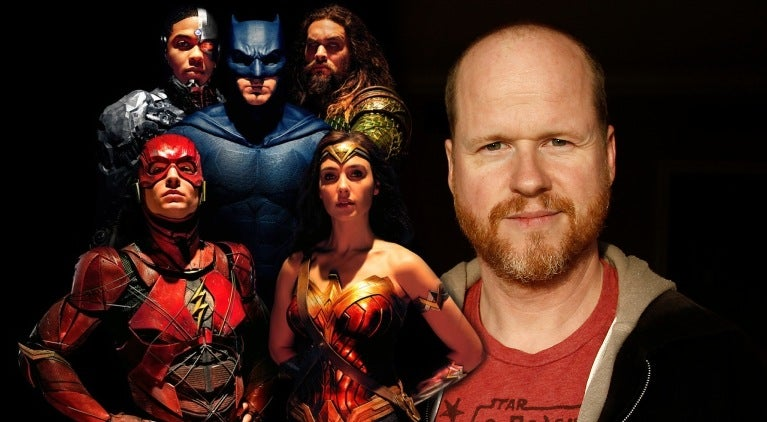 Justice League Joss Whedon