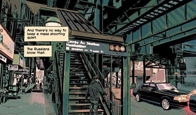Kill Or Be Killed #14 Brooklyn
