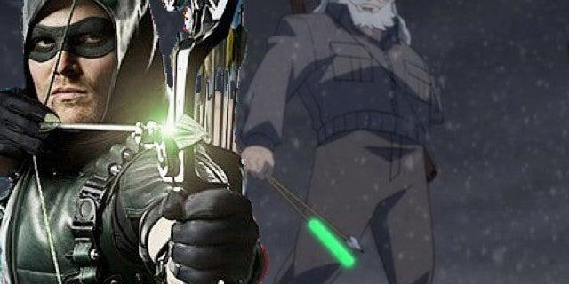 Kryptonite-Arrow