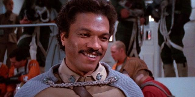 Lando Calrissian Star Wars The Last Jedi