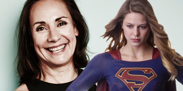 laurie metcalf supergirl