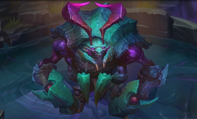 League Of Legends Changes Eye Of The Herald Ping To Display Remaining Time