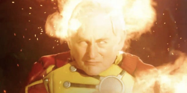 legends of tomorrow firestorm return of the mack