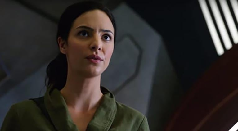 legends of tomorrow zari hacks time