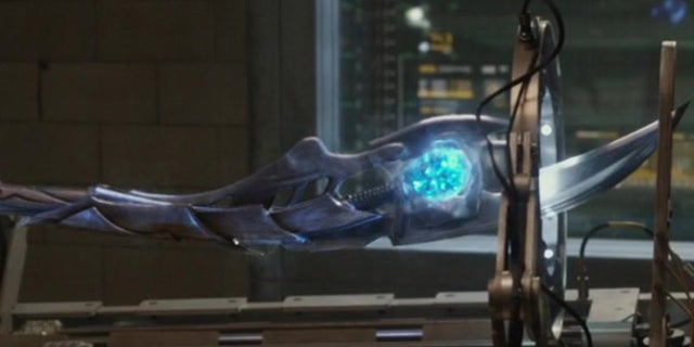 Loki's Scepter The Mind Infinity Stone