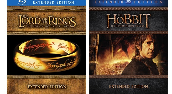 Amazon's Huge 'Lord of the Rings' Blu-ray Box Set Deal is Back