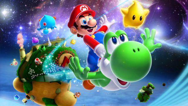 Mario Galaxy 3 su NX