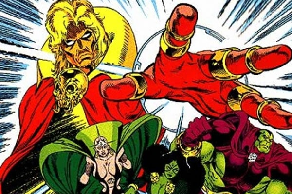 Marvel Cinematic Universe Infinity Watch