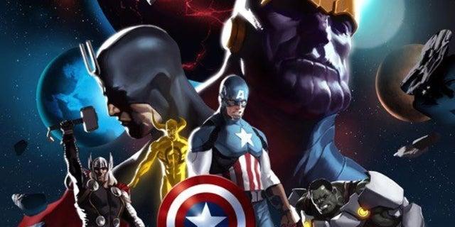 Marvel Infinity Event
