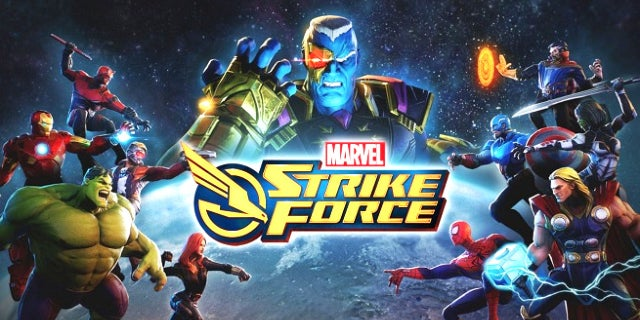 marvel strike force logo