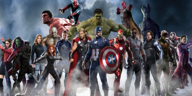 Marvel Studios Cinematic Universe 10th Anniversary