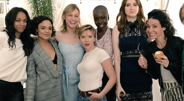 Marvel Studios Women