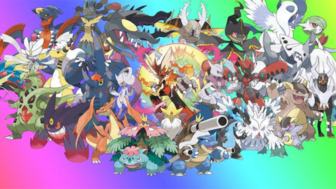 Mega Evolution is Evil in Pokemon Ultra Sun and Ultra Moon