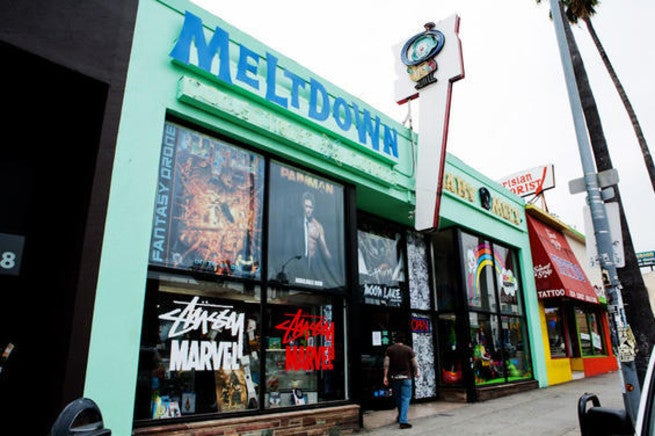 Meltdown Comics - 1
