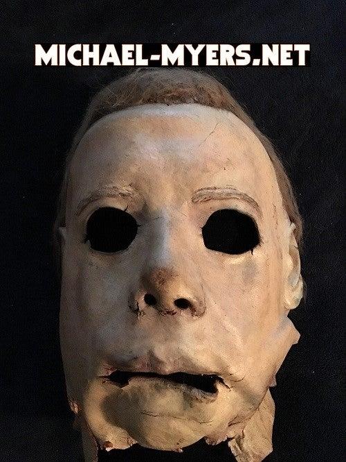 michael myers original mask halloween 2017