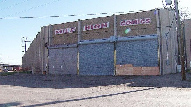 Mile High Comics - 1