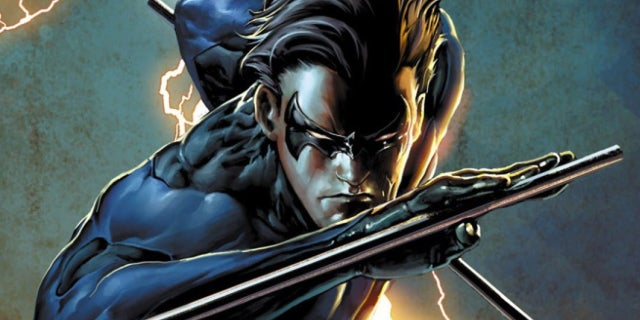DC Comics Changing Nightwing's Name From Dick Grayson to Ric