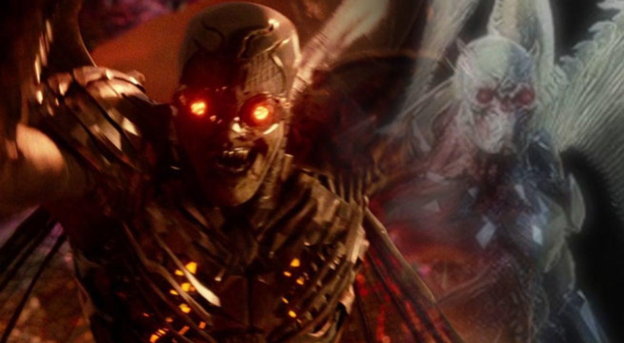 Cut Parademon Designs From Original Suicide Squad Revealed