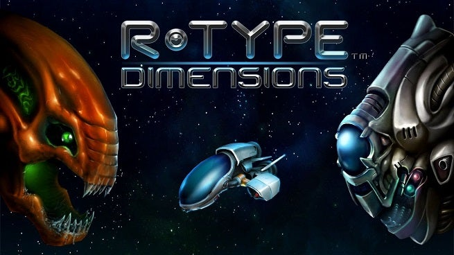 R Type Dimensions
